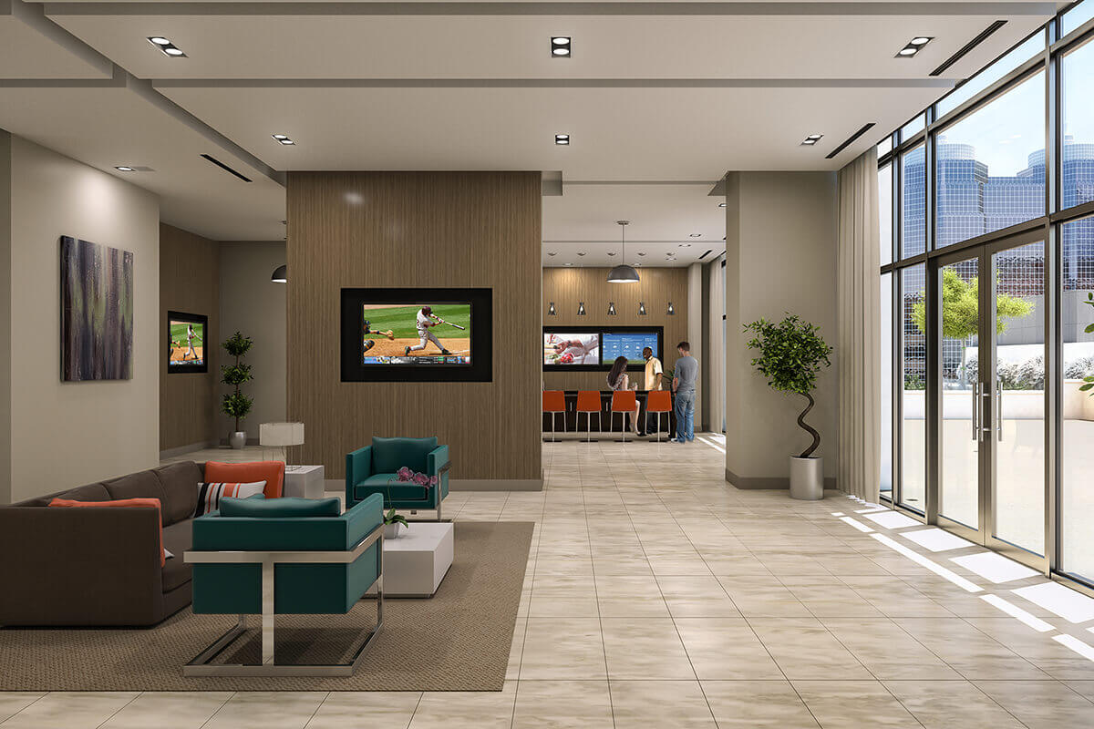 Latitude Med Center Clubroom