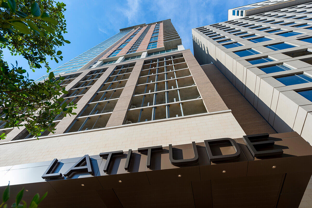 Latitude Med Center Entrance