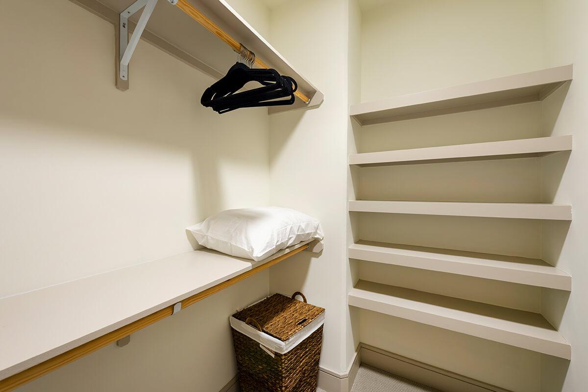 Latitude Med Center Closet