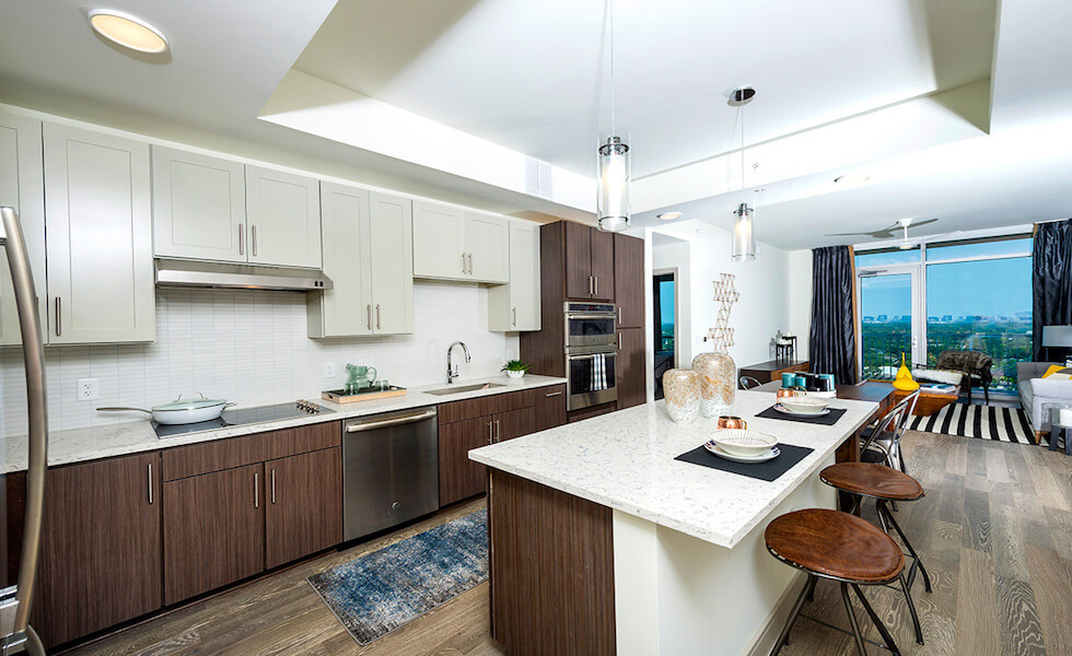 Apartments In Houston, TX With Upgraded Granite Kitchens
