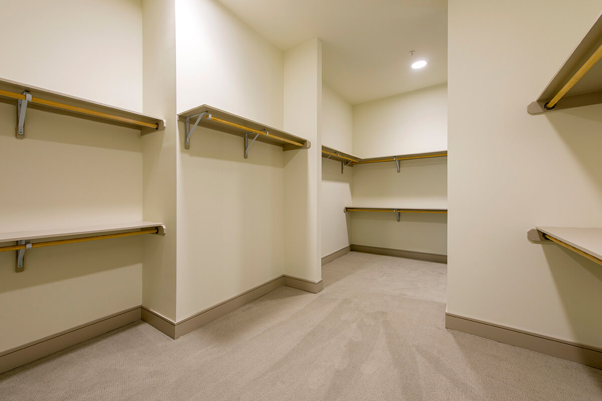 Latitude Med Center Walk-in Closet