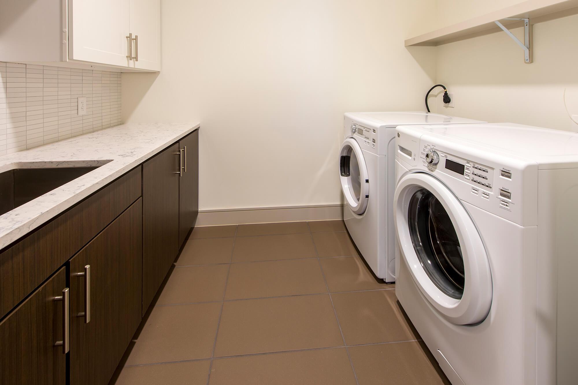 Latitude Med Center Plan P4: Laundry