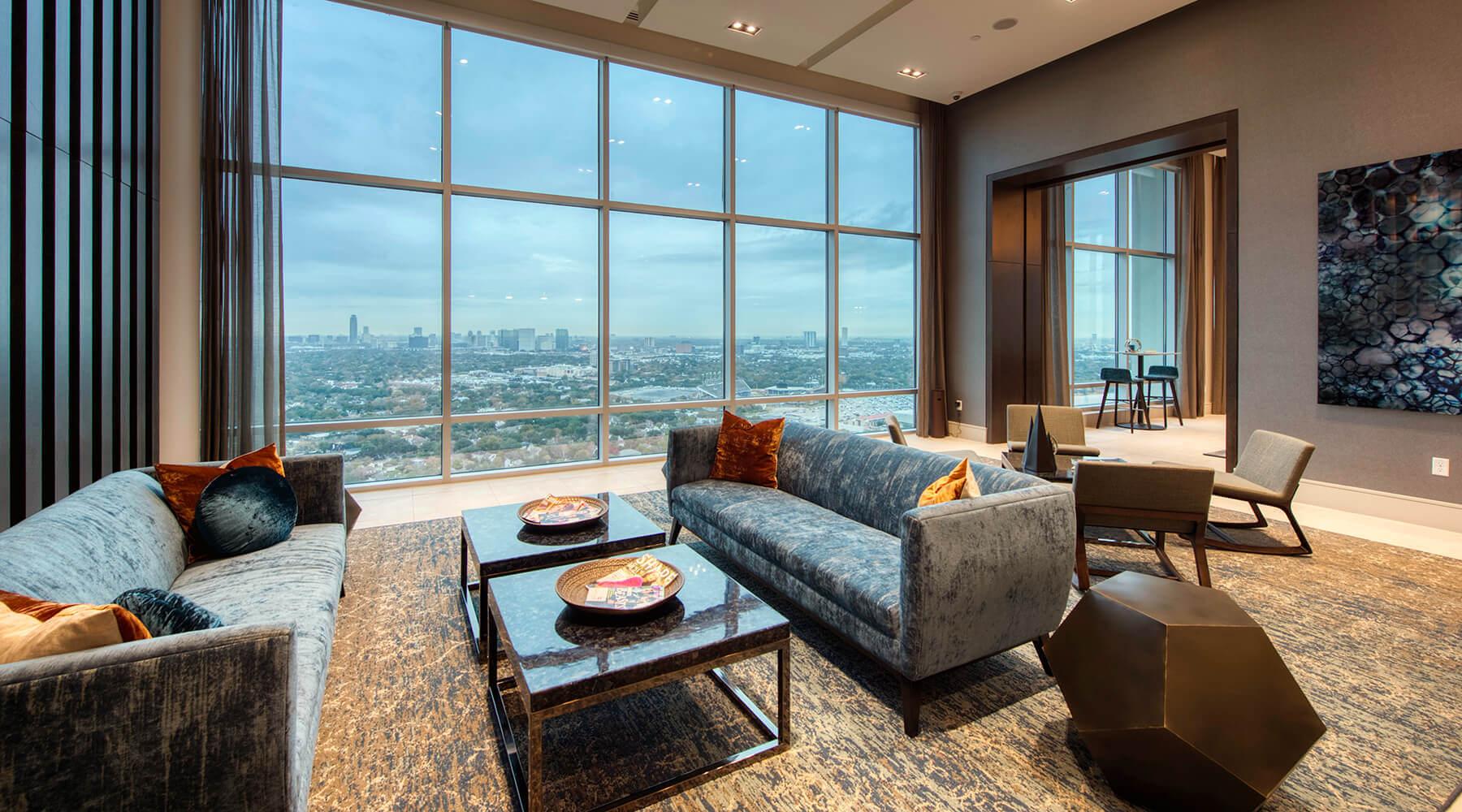 Latitude Med Center Sky Lounge