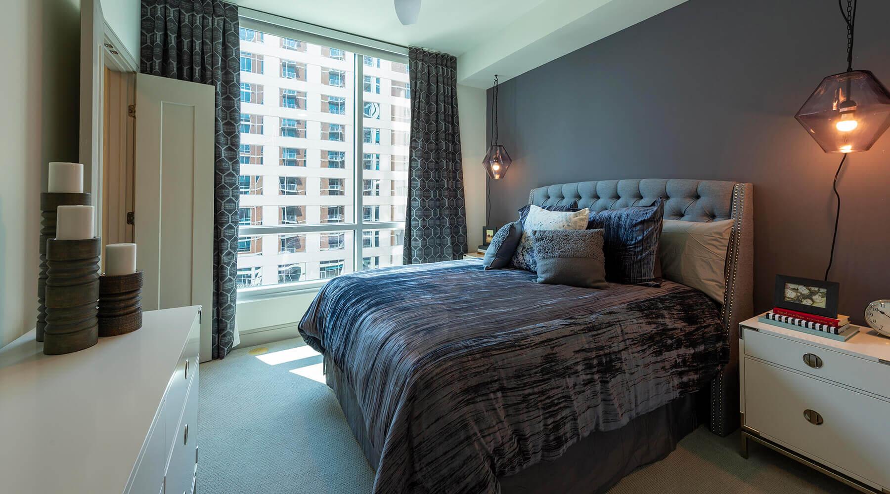 Latitude Med Center Bedroom